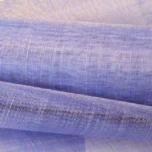 Periwinkle Blue Sinamay